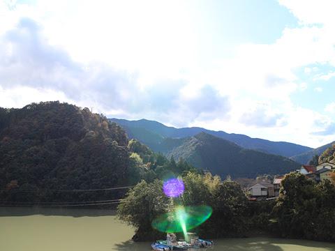奈良交通「八木新宮線」 ・960 上野地~十津川温泉間 その1