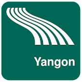 Yangon Map offline