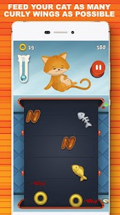 Curly Wings 🐱 Cat Lovers Game- screenshot thumbnail