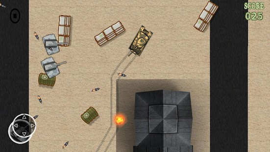 Invasion of the Tank Commander- screenshot thumbnail