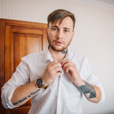 Wedding photographer Elina Tretynko (elinatretinko). Photo of 27.08.2018