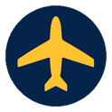 Airports in Norway icon