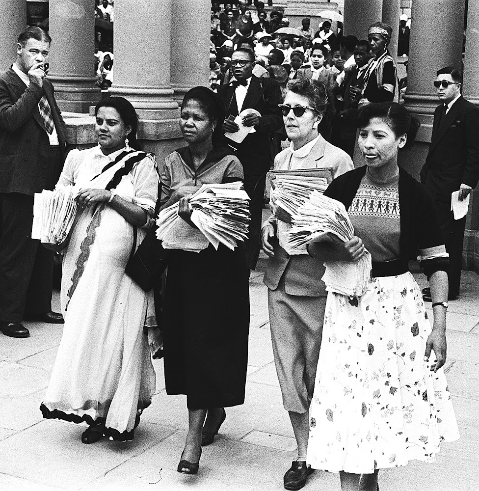 Women of Wonder: The original Women's March remembered