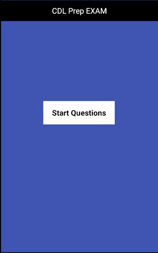 CDL Exam Prep - Offline 2019 Practice Test Prep  screenshots 1