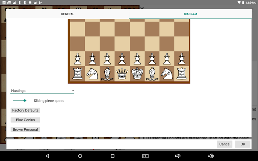 Chess Openings Wizard - screenshot