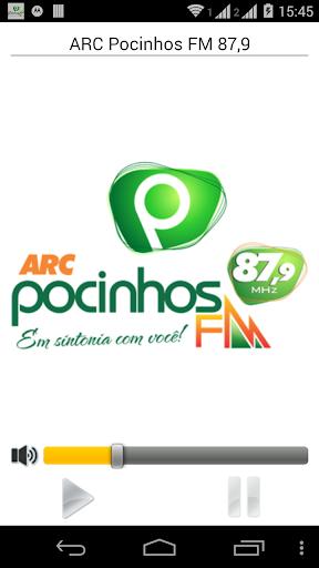 ARC Pocinhos FM 87 9