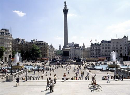 Photo Trafalgar Square
