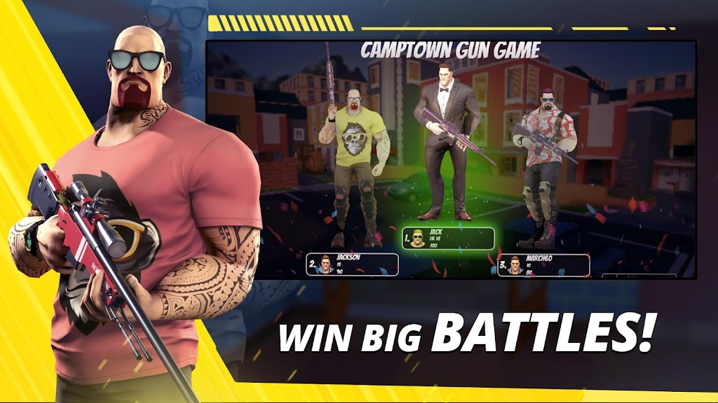 Gun Game - Arms Race  poster 2