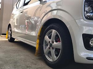 アルトワークス HA36S 4WD・5MTのカスタム事例画像 ゆずきらむさんの2018年11月19日13:50の投稿