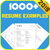 1000+ Resume Examples