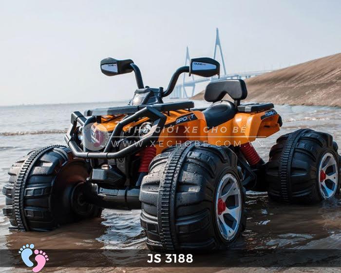 Xe mô tô điện địa hình khủng JS-3188 8