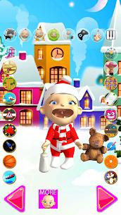 Talking Babsy Baby Xmas Games 4
