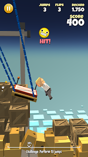 Backflipper Screenshot