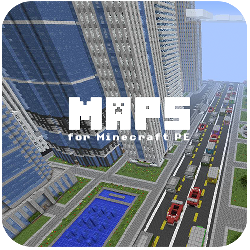 Maps for Minecraft PE 娛樂 LOGO-玩APPs
