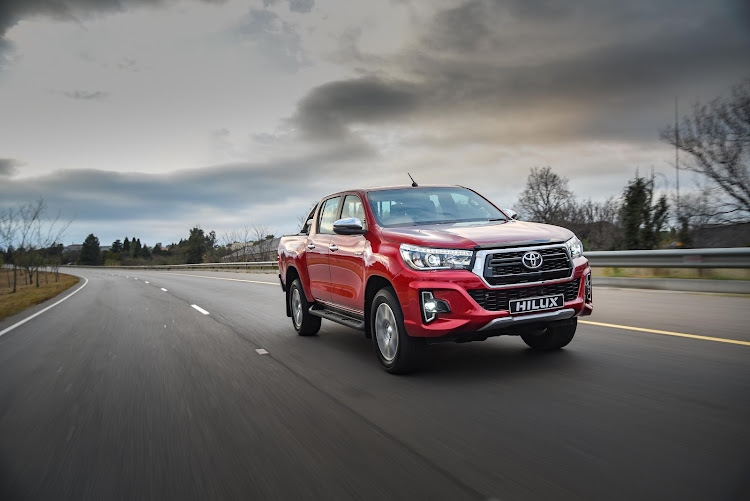 The Toyota Hilux remained South Africa's most popular vehicle in 2018. Picture: SUPPLIED