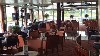 Photo: Unser Schiff , die Lounge