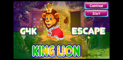 Best Escape Game 493 King Lion Escape Game