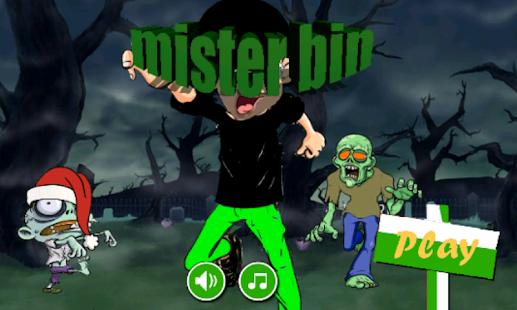 mister bin adventure - náhled