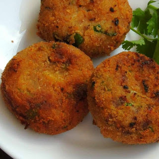 Rajma Cutlet (Kidney Beans Patties)