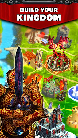 Kingdoms at War: #1 PVP MMORPG 3.33 screenshot 212330