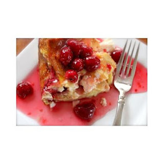 Raspberry and Italian Mascarpone Stuffed French Toast