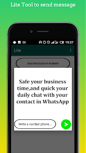 Lite for WhatsApp-Lite OpenApp Download For Android 6