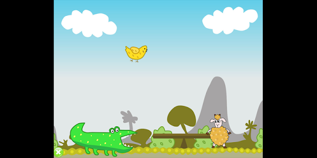 Adventure of Sheep Mini Game - náhled