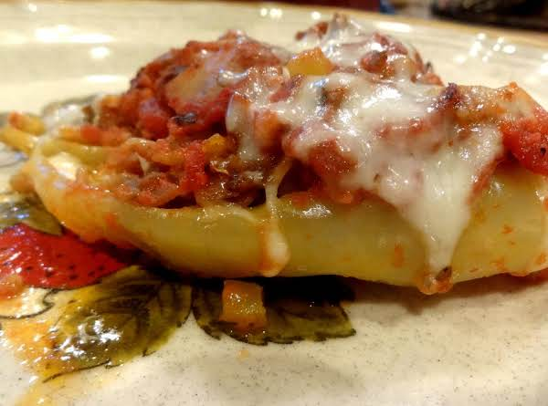 Stuffed Banana Peppers--bonnie's Recipe