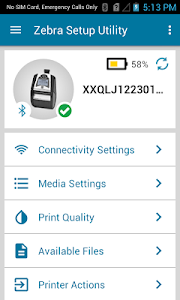 Zebra Printer Setup Utility Latest Version APK for Android | Android