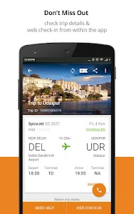 ixigo - Flight Booking App screenshot 1