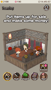 Item shop MOD (Unlimited Money) 1