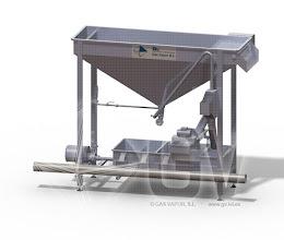 Photo: Gas Vapor S.L. - www.gv.iei.es Instalación de Maquinaria Alimentaria-Densimetro