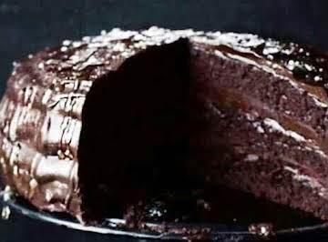 Jim's Triple Chocolate Cake