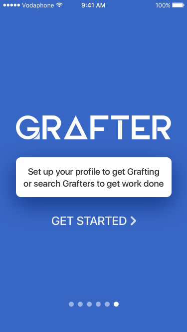 GRAFTER - Find local labour- screenshot