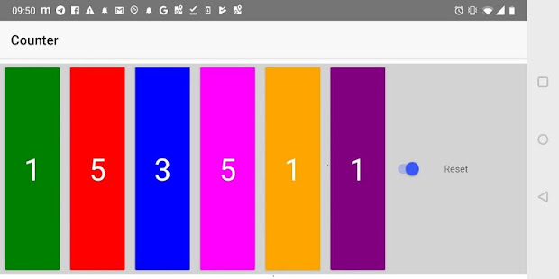 Download Color Counter For PC Windows and Mac apk screenshot 1
