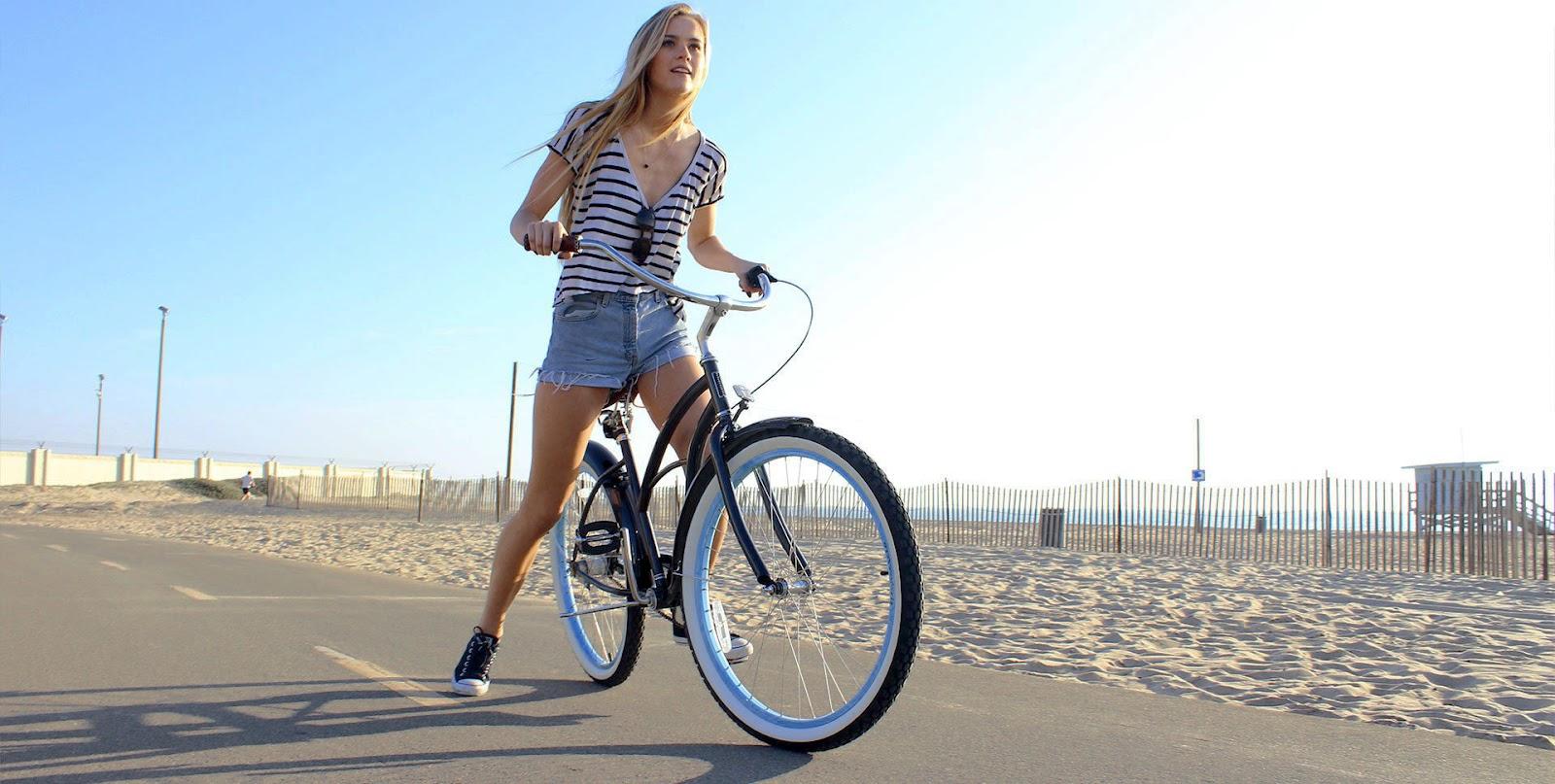 Езда на велосипеде - Youslim.online