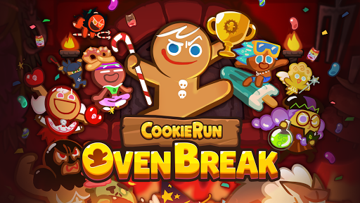 Cookie Run: OvenBreak - Endless Running Platformer 6.812 apktcs 1