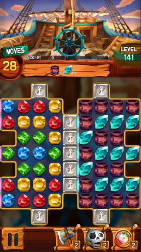 Jewel Voyage: Match-3 puzzle apktram screenshots 4