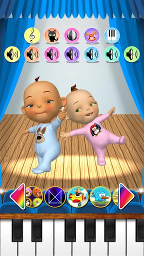 Talking Baby Twins Newborn Fun  screenshots 4