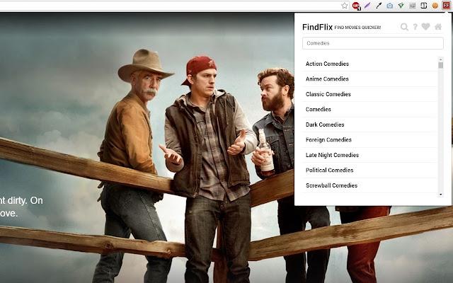 FindFlix: Netflix Secret Category Finder