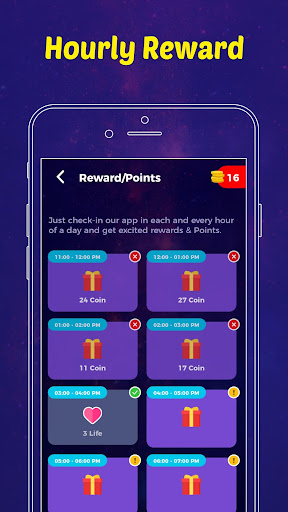 Quizo - Live Trivia Quiz Game & Win Money Online  captures d'écran 3