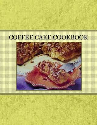 COFFEE  CAKE  COOKBOOK