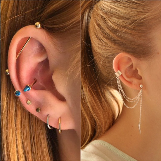 Ear Piercing Ideas Android APK Download Free By Fashion Design
