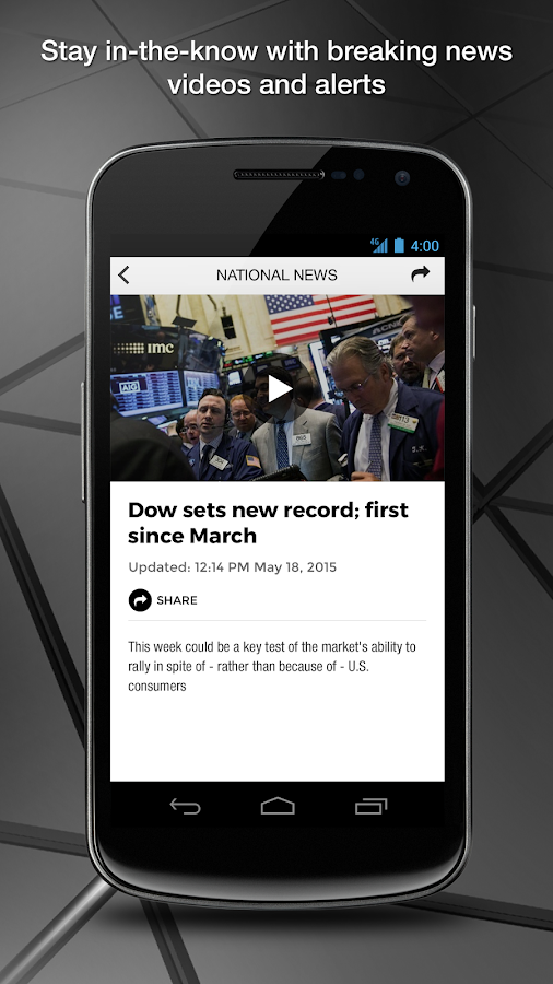 WDSU News and Weather - screenshot
