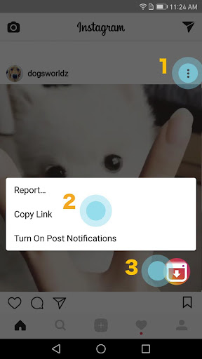 Video Downloader - for Instagram Repost App screenshots 1