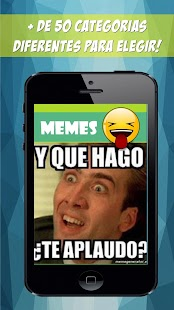 Memes y Chistes - náhled