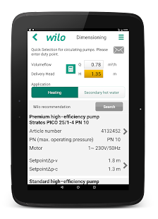 Wilo assistant- screenshot thumbnail