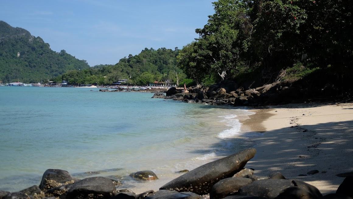 Plaże na Ko Phi Phi