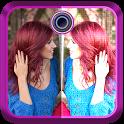 Mirror Cute Girl Photo Editor icon