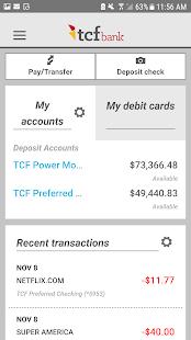 tcf mobile app